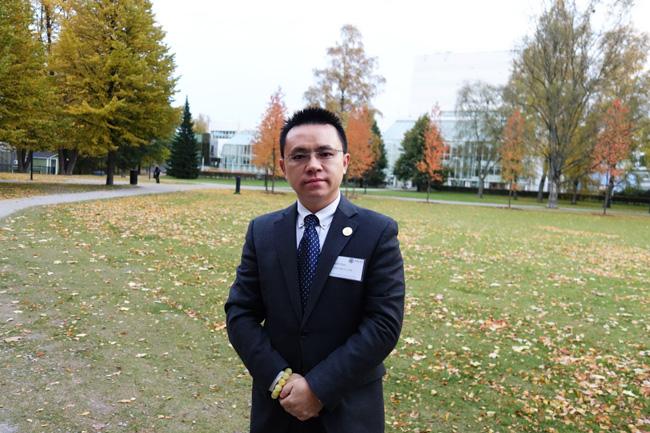 《深圳川商•两岸交流》 卡酷尚创始人郭晓林:一位时尚少帅的中华情