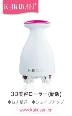 3D美容ローラーKD-110D