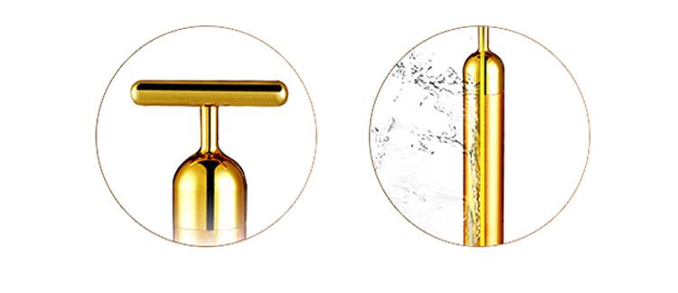 KAKUSAN Electric gold beauty bar 24K KB-138