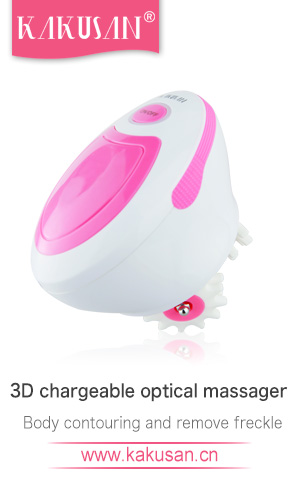 Rechargeable 3D body massager KD-118